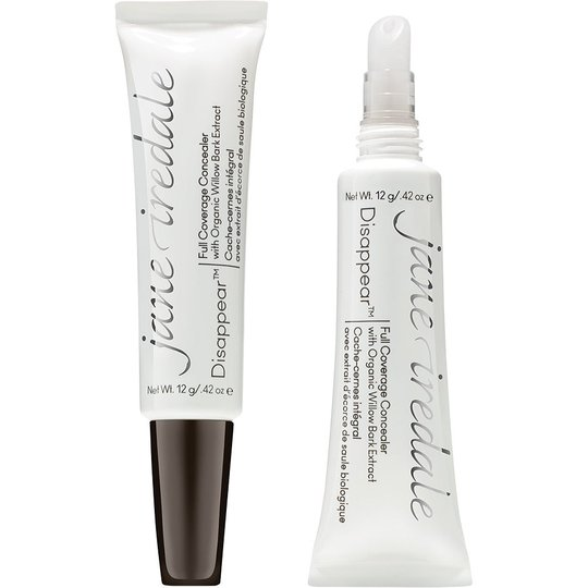 Disappear Full Coverage Concealer, 12 g Jane Iredale Peitevoide