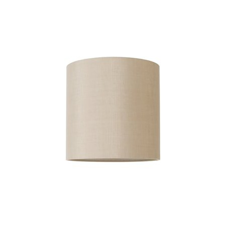 Raw Silke Lampeskjerm Kitt 30 x 30 cm