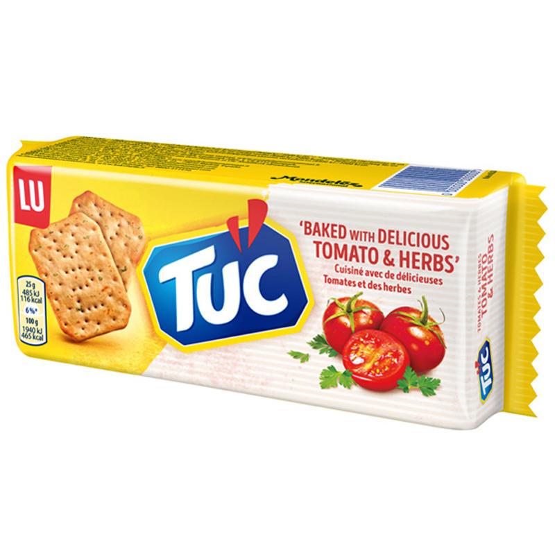Suolakeksit Tomaatit & Yrtit - 61% alennus