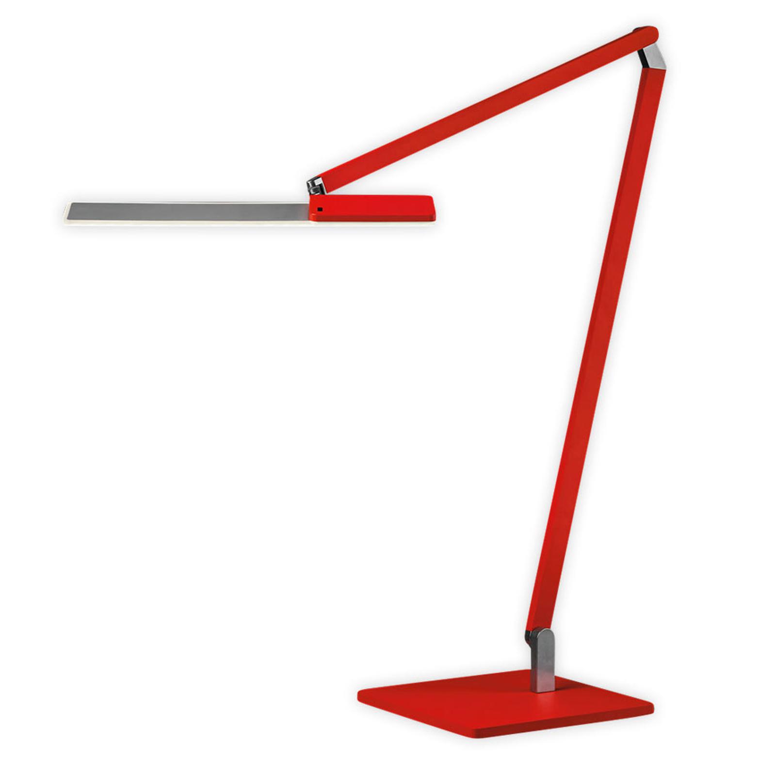 Nimbus Roxxane Office New pöytälamppu 930 punainen