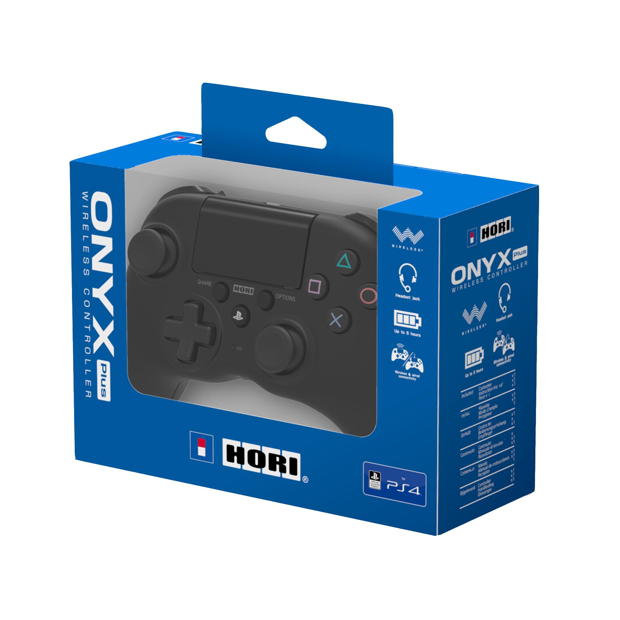 Hori New Playstation Onyx Wireless Controller