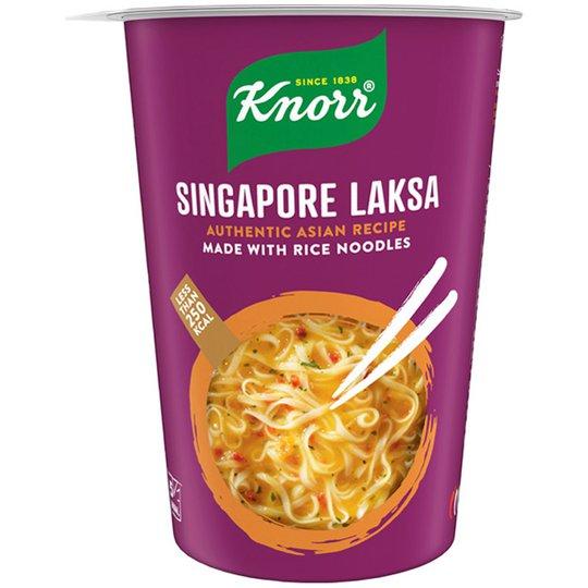 Kuppinuudeli Singaporean Laksa - 63% alennus