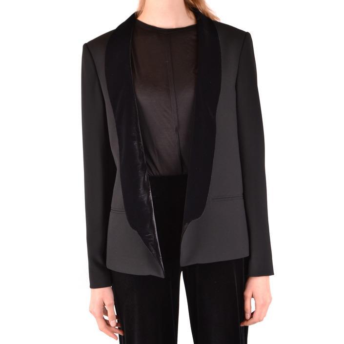 Pinko Women's Blazer Black 166918 - black 44