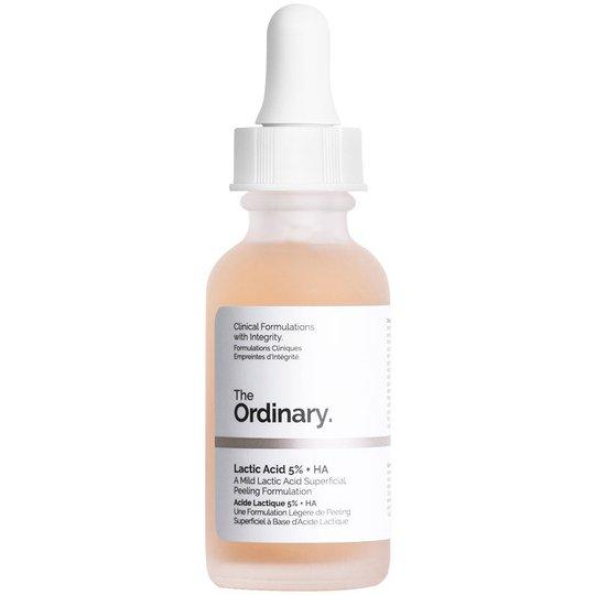 Lactic Acid 5% + HA, 30 ml The Ordinary Kasvokuorinnat