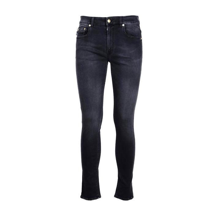 Love Moschino Men's Jeans Black 178424 - black w29