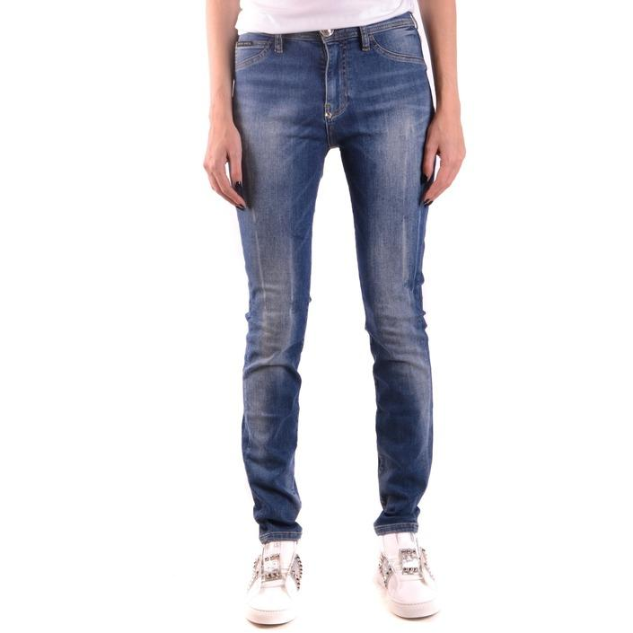 Philipp Plein Women's Jeans Blue 164396 - blue 28