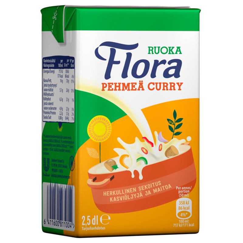 """Matlagningsprodukt """"Curry"""" 250ml - 46% rabatt"""