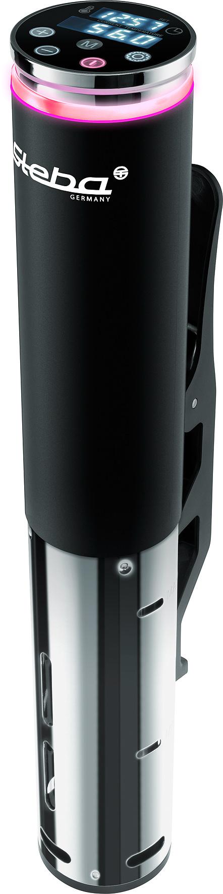 Steba Sv60 4 Programs 1200 Watt Sous Vide - Rostfritt Stål