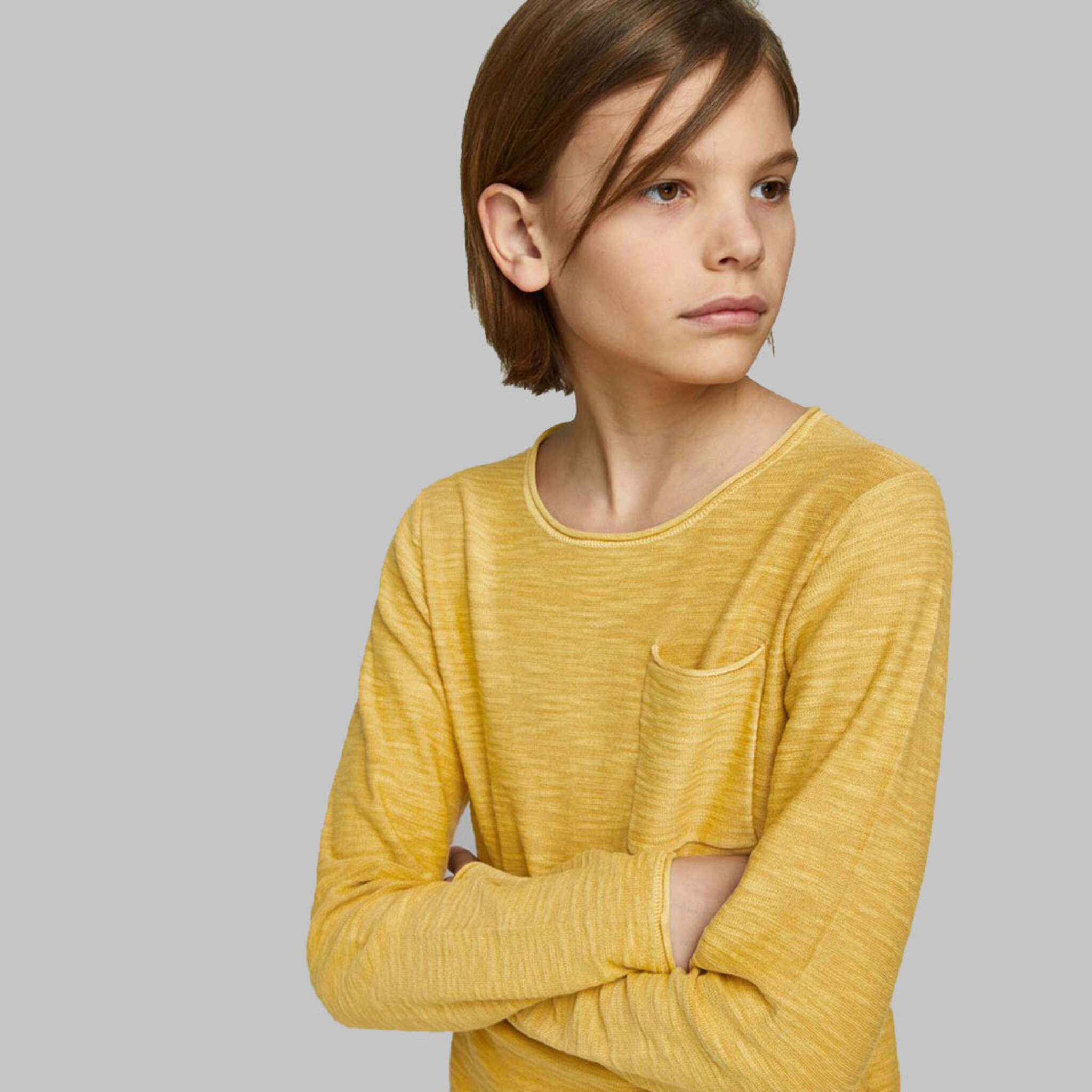 Pullover Knit Crew Knit