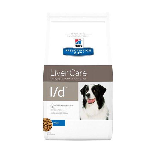 Hill's Prescription Diet Canine l/d Liver Care Original (2 kg)