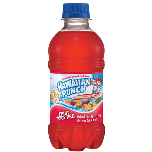 Hawaiian Punch Fruit Juicy Red 296ml