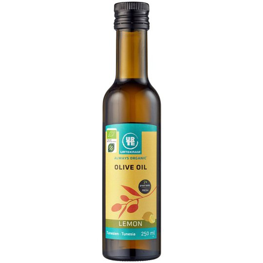 Luomu Oliiviöljy Sitruuna 250ml - 27% alennus