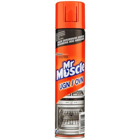 Mr Muscle Ugnsrent - 37% rabatt