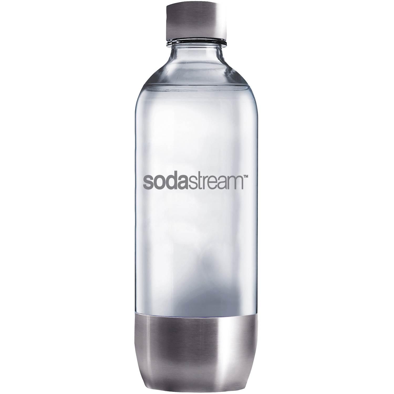 SodaStream Petflaska Stål 1L