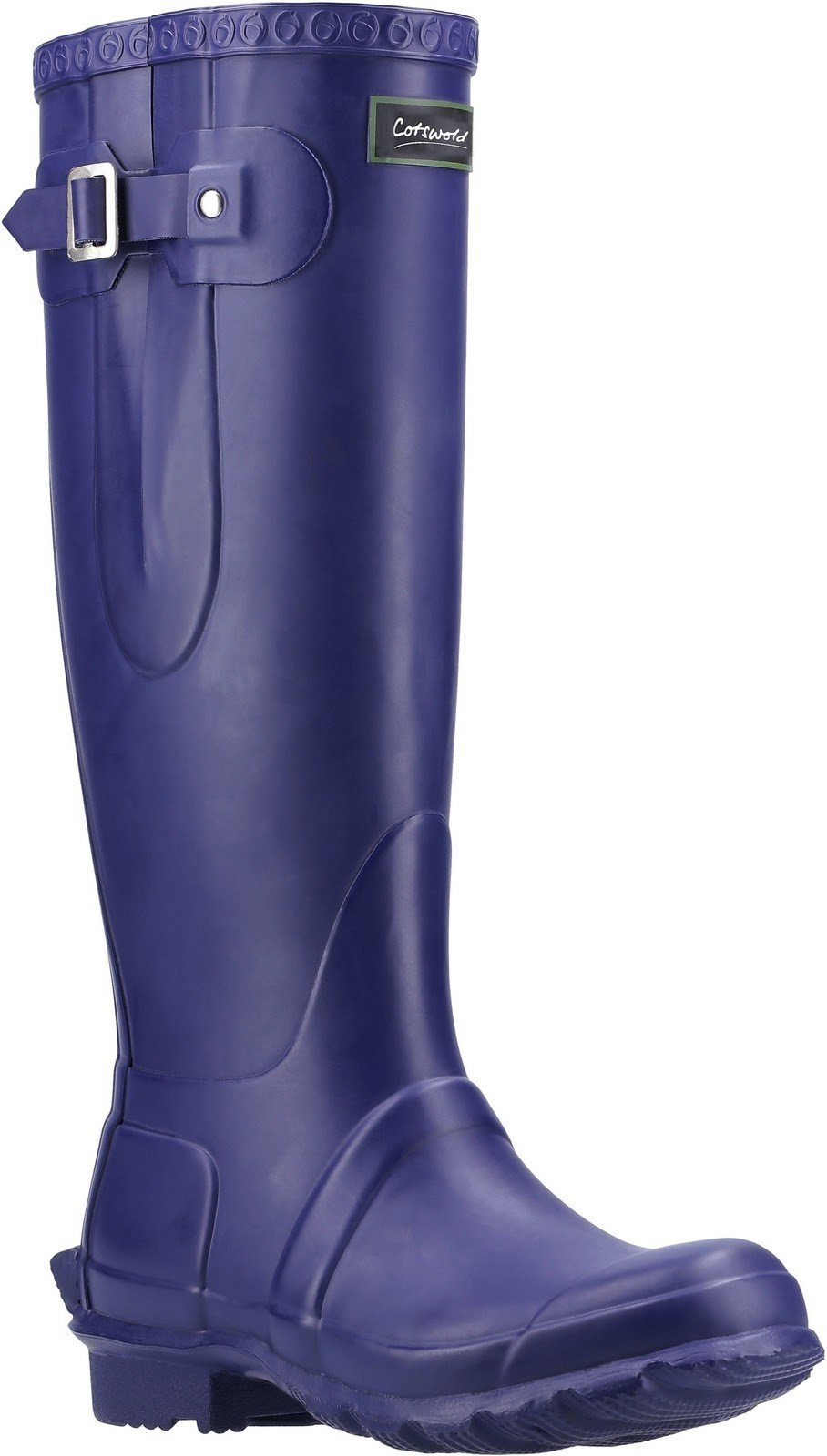 Cotswold Unisex Windsor Tall Wellington Boot Various Colours 20958 - Aubergine 3