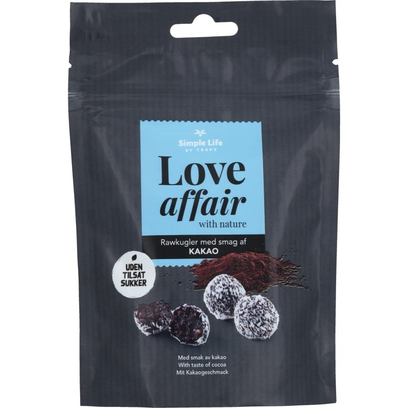 Dadelbollar Kakao - 27% rabatt