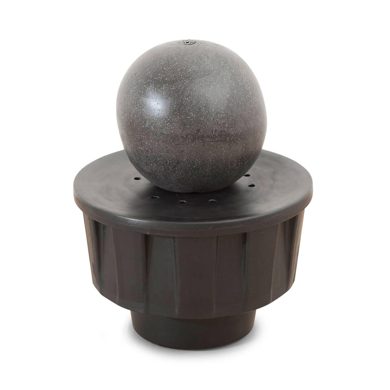Pallosuihkulähdeyksikkö Rovio III -koristelamppuun