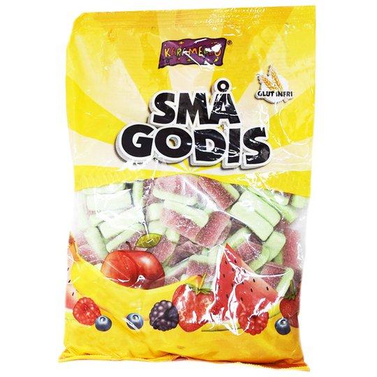 """Godis """"Sura Vattenmelonsklyftor"""" 1kg - 69% rabatt"""
