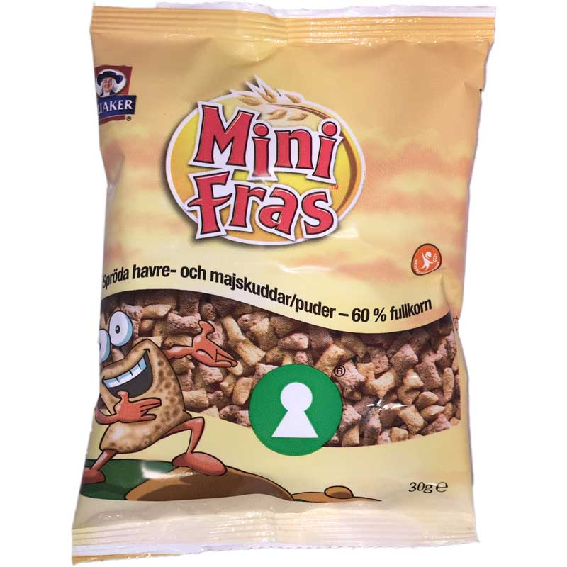 Mini Fras Portionspåse - 71% rabatt