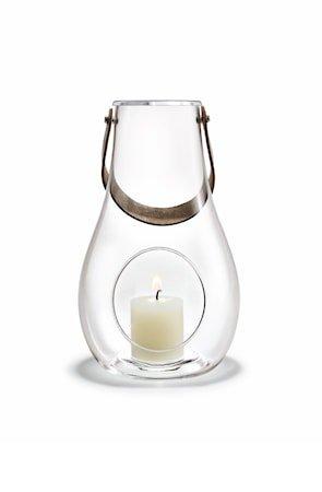 DWL Lanterne, klar, H 24,8 cm