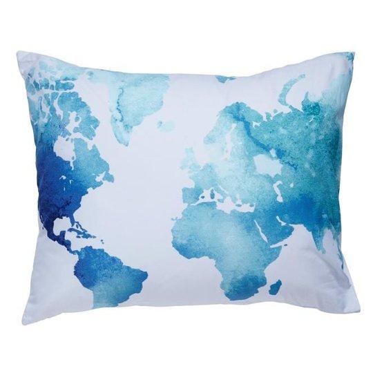 Tyynyliina, World Map