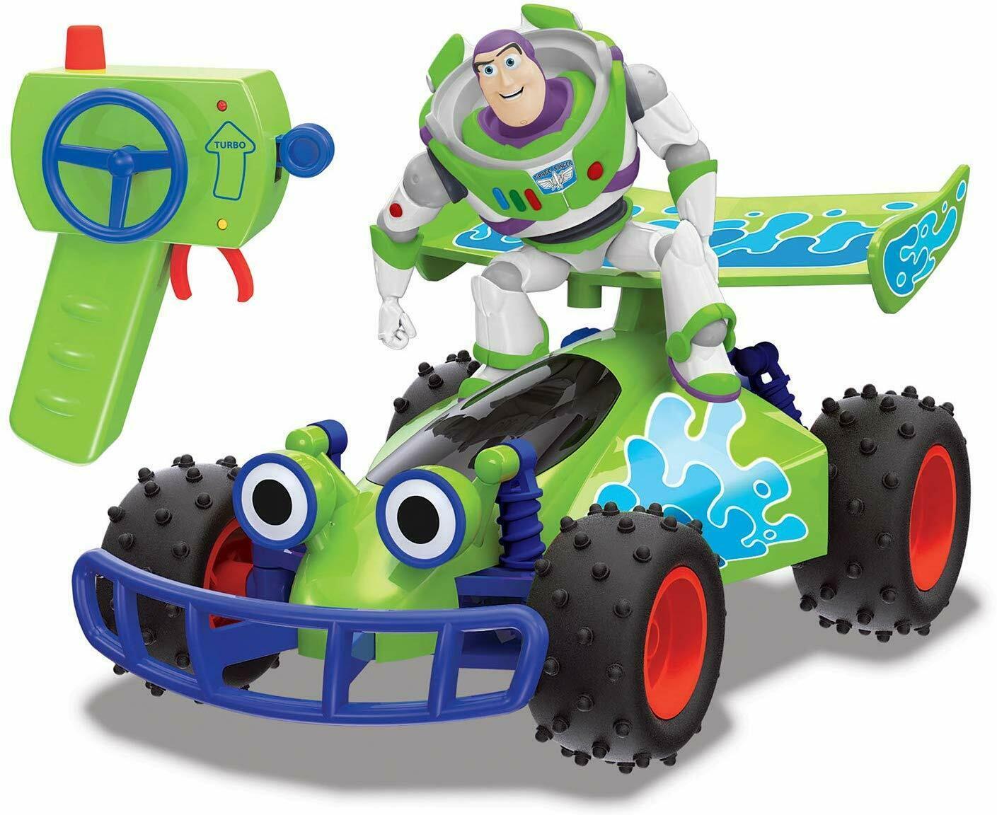 Toy Story - Buzz Lightyear on R/C Buggy 20cm 1:24 ( I-203154000 )