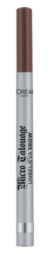 L'Oréal - Unbelieva Brow Micro Tatouage - 108 Dark Brunette
