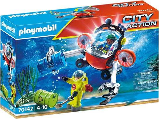 Playmobil 70142 Miljøredning