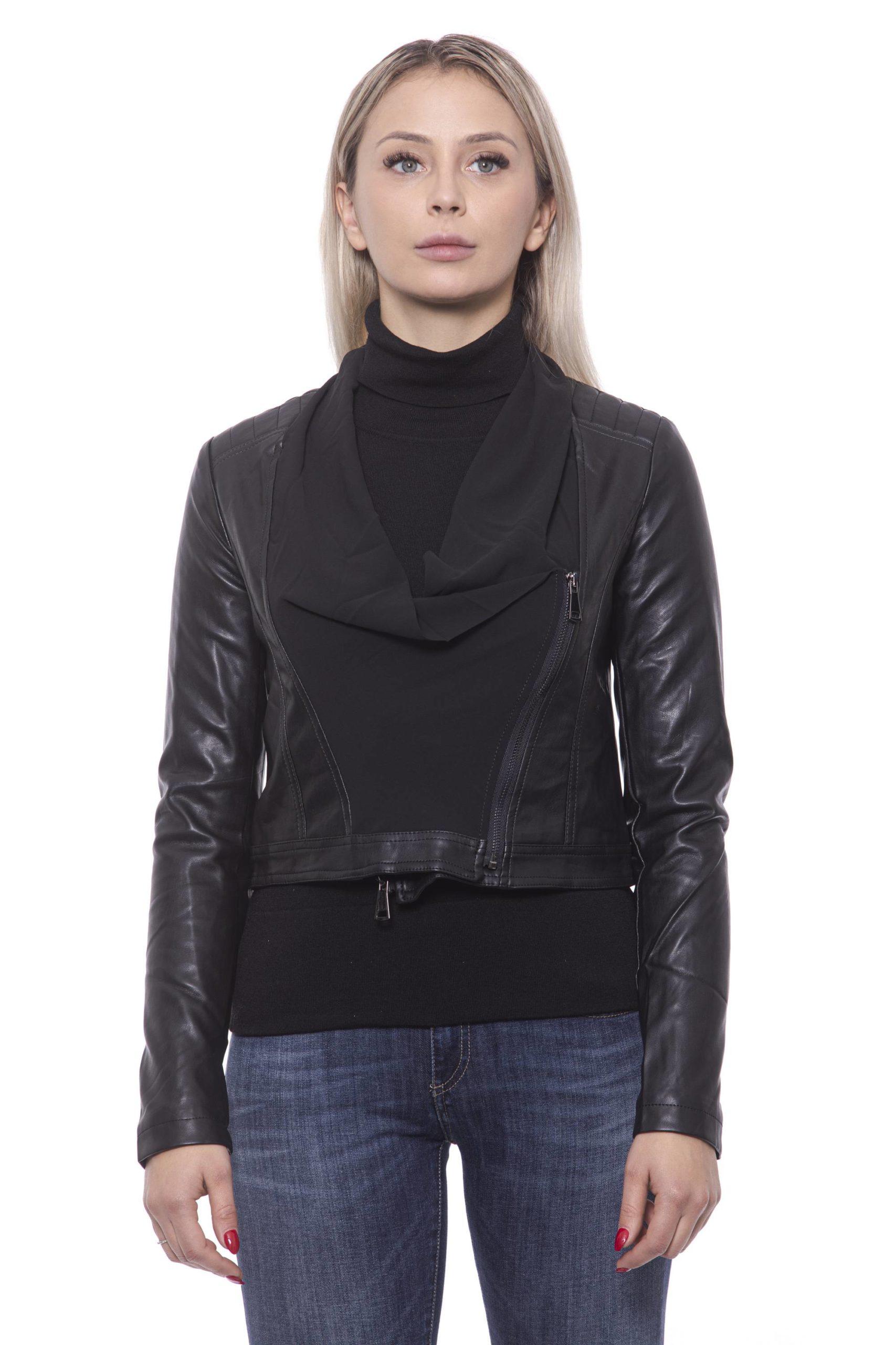 19V69 Italia Women's Nero Jacket 191388439 - M