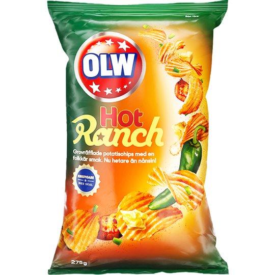 Chips Hot Ranch - 61% rabatt