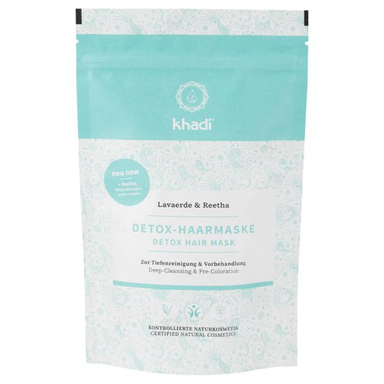 Khadi Detox Hair Mask, 150 g
