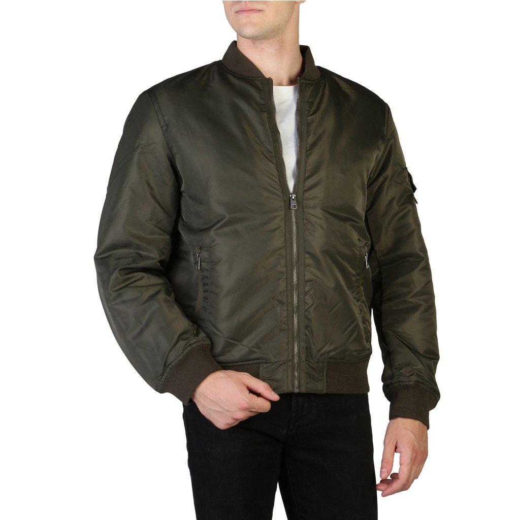 Calvin Klein Men's Jacket Green J30J305569 - green S