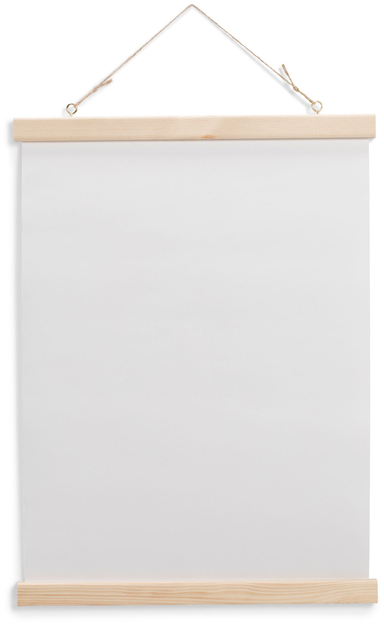 Minitude Julisteripustin 31 cm, Puunvärinen