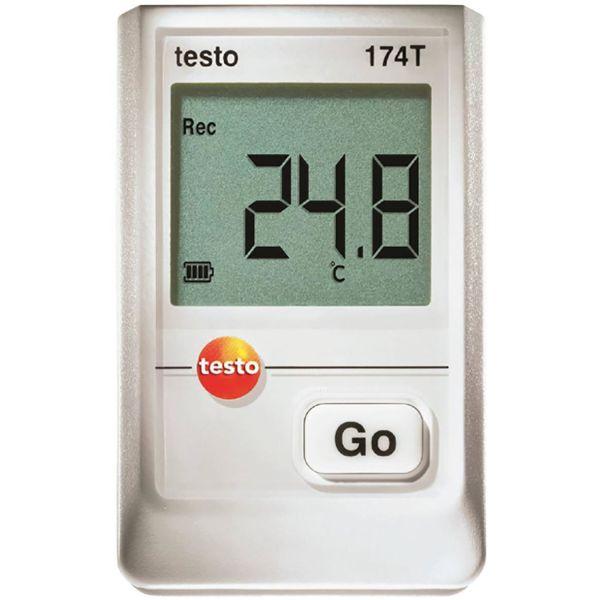 Testo 174-T Dataloggeri lämpötila