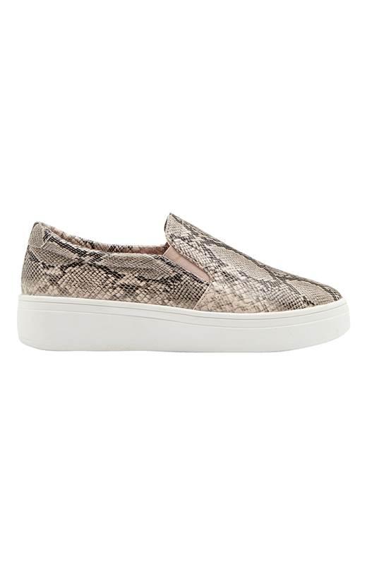 Duffy Sneakers Rosa Mönstrad