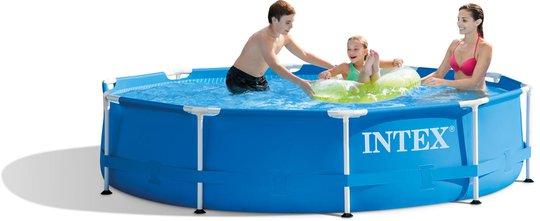 INTEX Pool Metal Frame 305x76cm