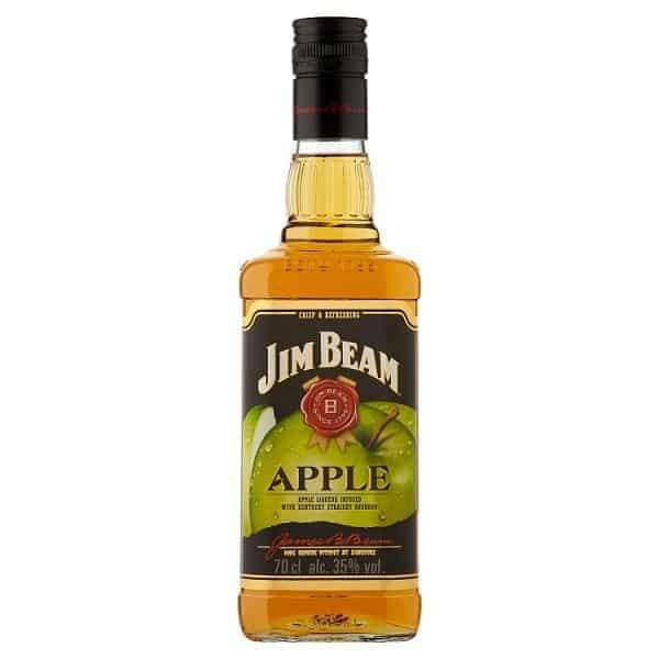 Jim Beam Apple Straight Bourbon Whiskey 70cl