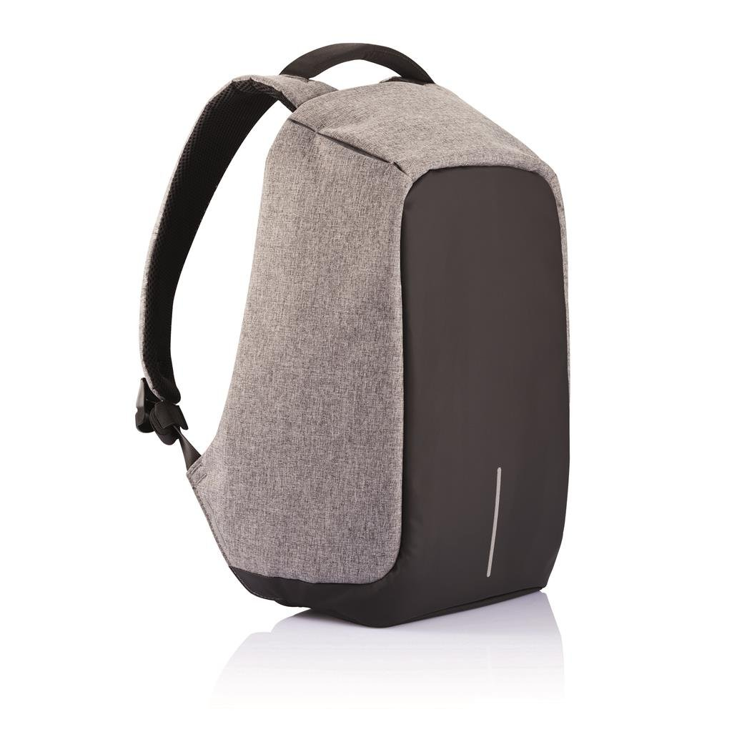 """XD Design - Bobby XL Anti-Theft Backpack 17"""" by XD Design - Grey (P705.562)"""