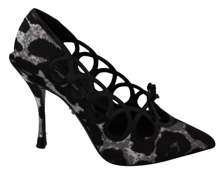 Dolce & Gabbana Women's Leopard Pumps LA7341 - EU38/US7.5