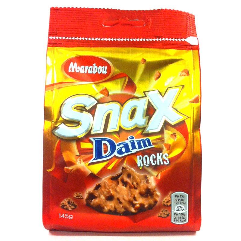 Snax Daim Rocks - 32% rabatt