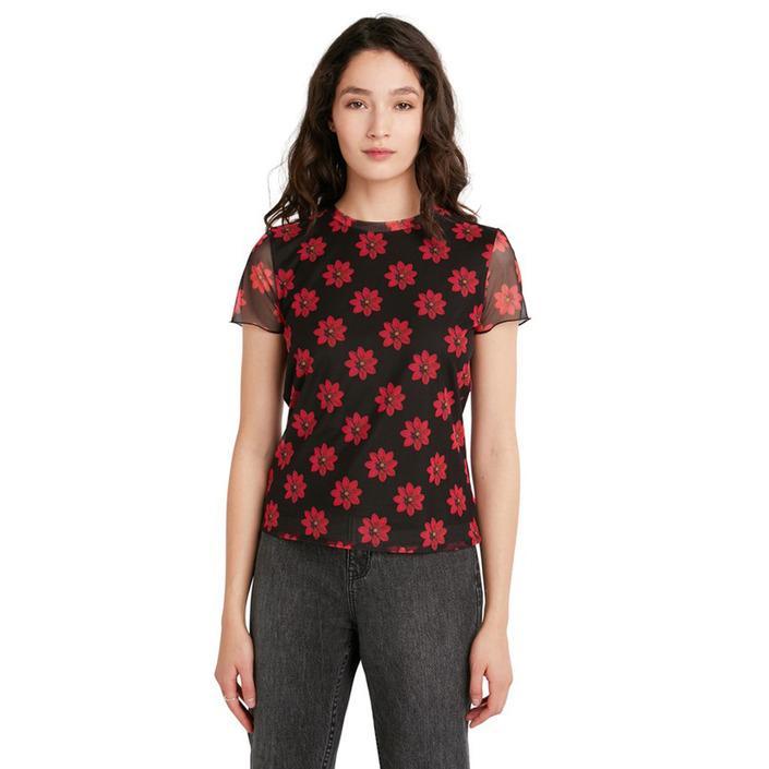 Desigual - Desigual Women T-Shirt - black M