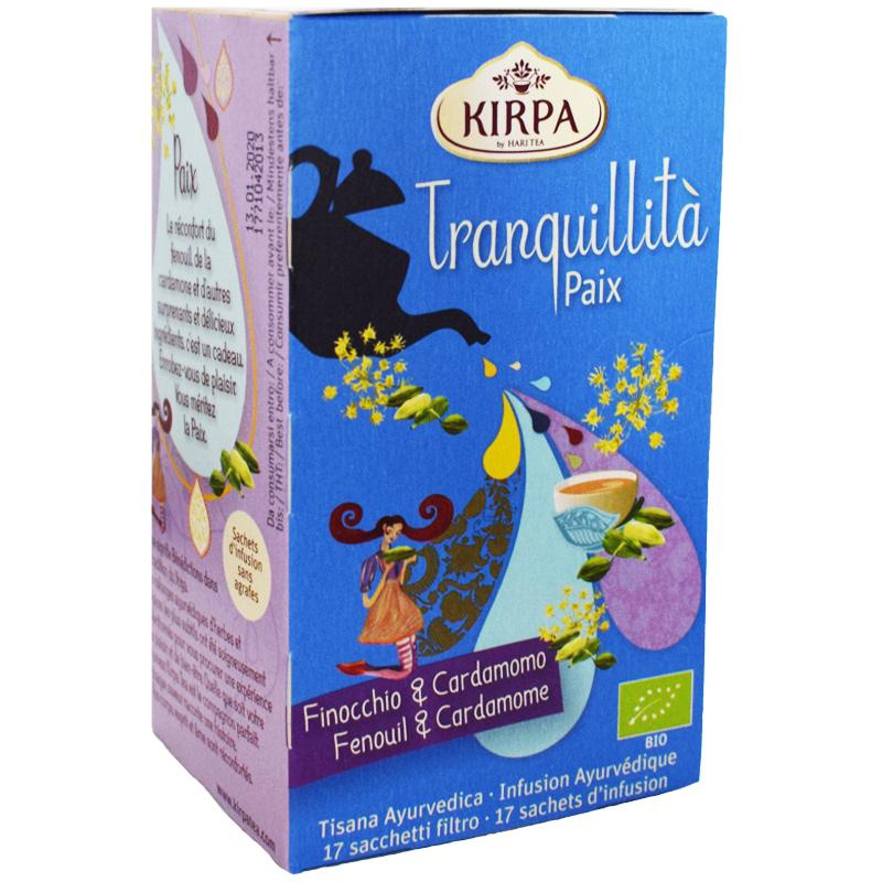 Tee, Fenkoli & Kardemumma 30,6 g - 50% alennus