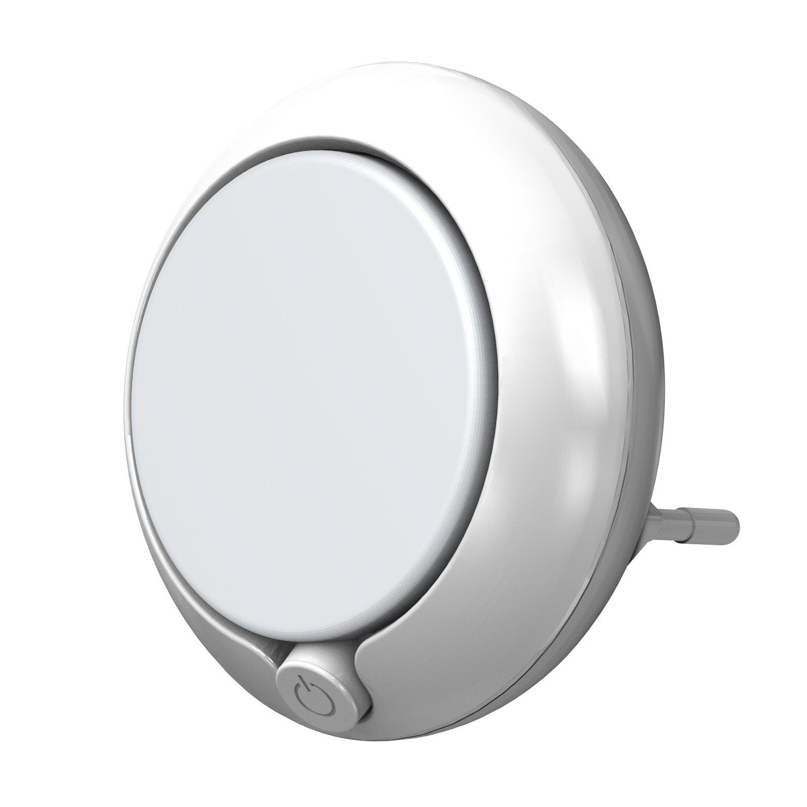 LEDVANCE Lunetta Round White LED-nattelys