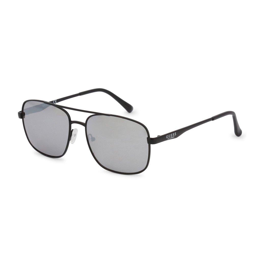 Guess Men's Sunglasses Various Colours GF0211 - black NOSIZE