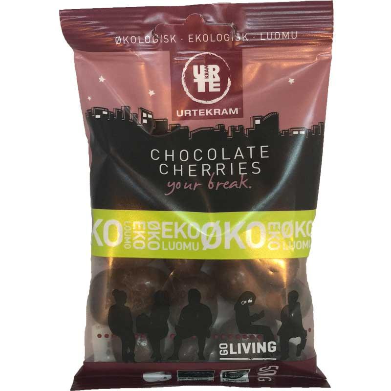Chocolate cherries eko 50 g - 34% rabatt