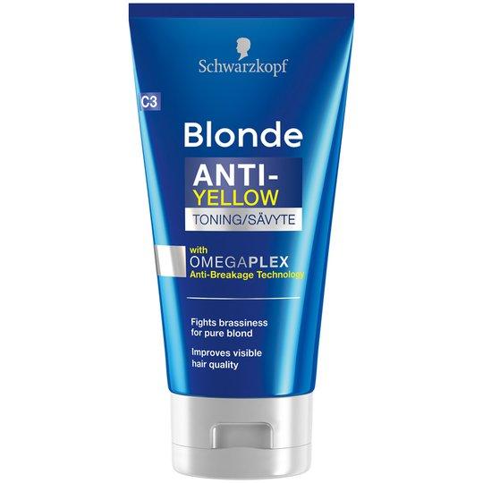 Blonde Anti-Yellow Toningsbalsam - 63% rabatt