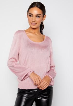 Happy Holly Pembe sweater Dusty pink 48/50