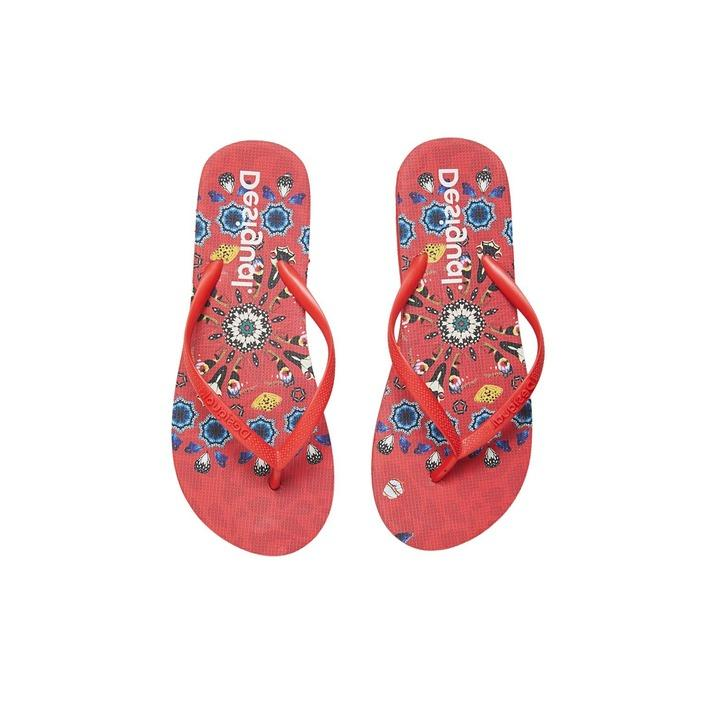 Desigual Women's Slippers Various Colours 240079 - red 40