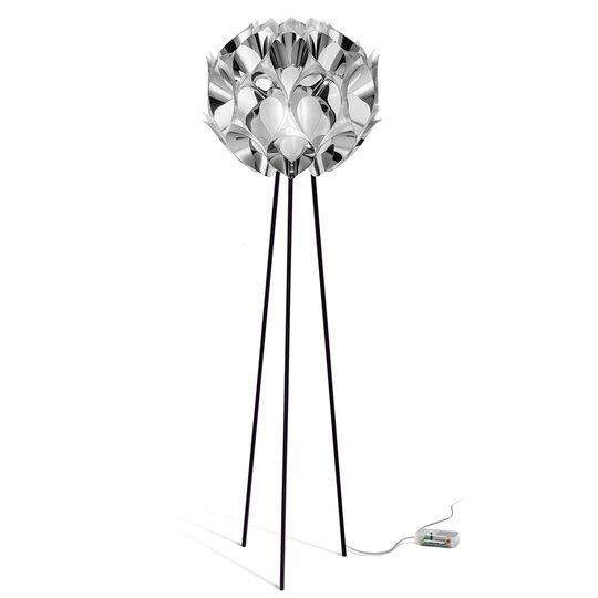 Design-lattiavalaisin Flora, hopea
