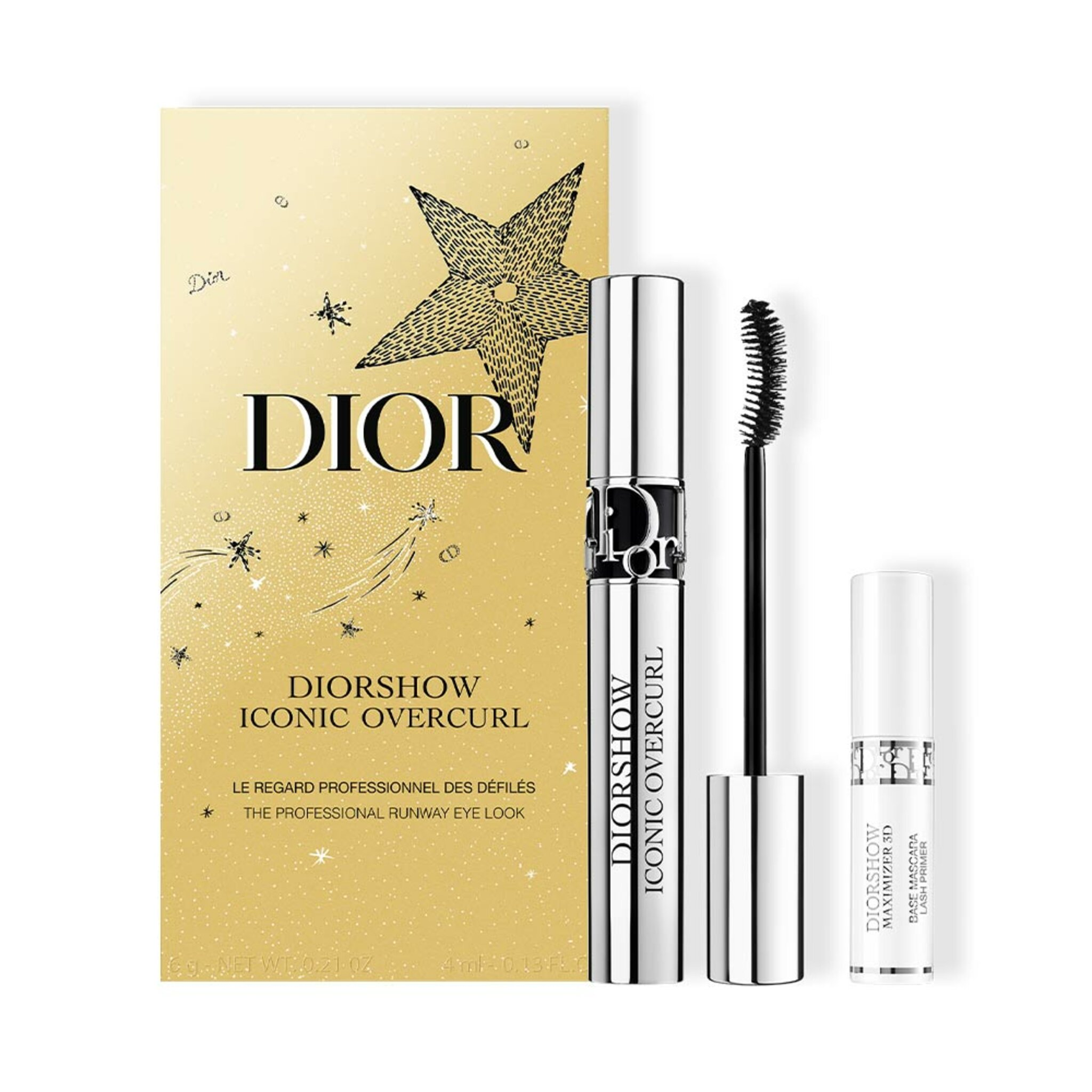 Dior Holiday Couture Collection Mascara and Serum-Primer Set